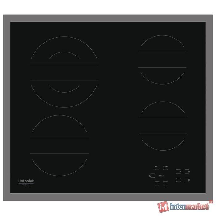 Электрическая варочная панель Hotpoint-Ariston-BI HR 642 X CM