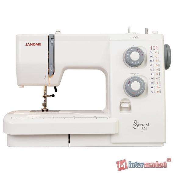 Швейная машина Janome Sewist SE518