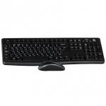 Клавиатура+мышка Logitech MK120