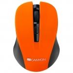 Мышь беспроводная CANYON CNE-CMSW1O (Orange)