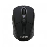 Мышь беспроводная CANYON CNR-MSOW06B (Black)