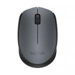 Мышь беспроводная Logitech M170, Grey-K (910-004642)