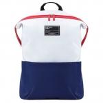 Рюкзак, Xiaomi 90 Points, Lecturer Leisure Backpack (6971732586039), Бело-Синий