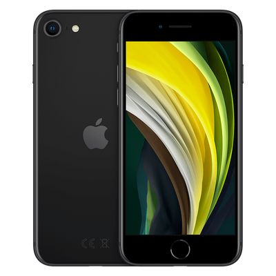 Смартфон Apple iPhone SE (2020) 128GB, Black