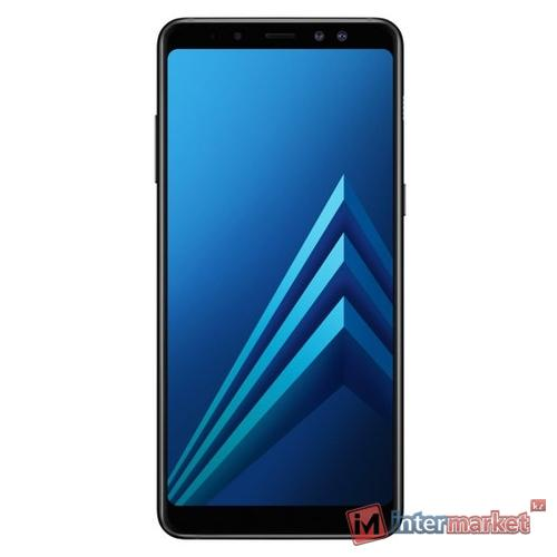 Смартфон Samsung Galaxy A8+ (2018), Black