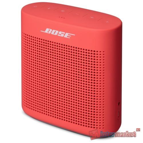 Портативная акустика Bose SoundLink Color II Red