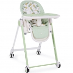 Стул для кормления Happy Baby Berny Green